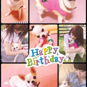 Happy Birthday'POOH♡