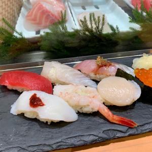 仙台 立ち喰い寿司。
