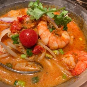 新橋ランチ。タイ料理。