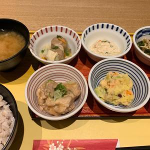 京都 おばんざい ランチ。