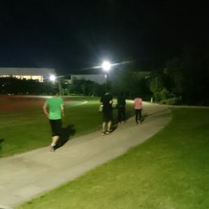 【ランニング教室】9月のスポーツ・健康の森公園ナイトラン日程