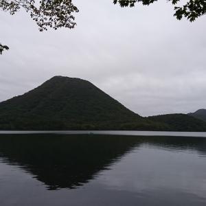鬢櫛山から榛名富士