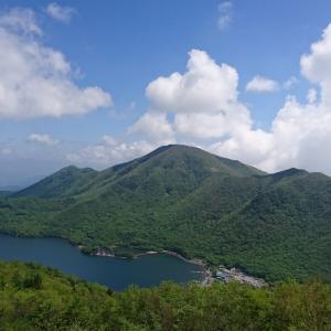 地蔵岳と小沼外輪山 …その2