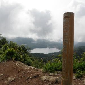 尼ヶ禿山、2004年初秋