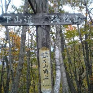 鉱石山、2004年秋