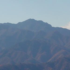 諏訪山、2004年師走