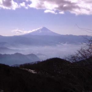 乾徳山、2005年睦月