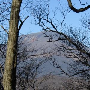 碓氷峠から一ノ字山~子持山 …その1