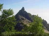 鳳凰三山、2006年夏