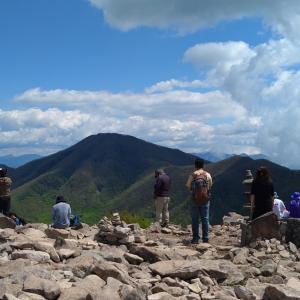 地蔵岳、長七郎山 …その2
