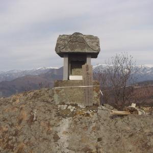 嵩山、2007年冬