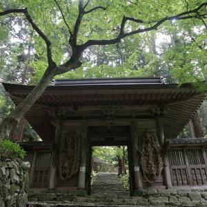 寺の隣に鬼が棲む