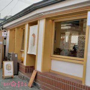 おいし~^^蒸籠で蒸すスチームパン♪益善洞~ミルトースト