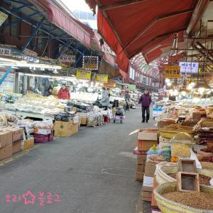 大好きな中部市場♪やっぱり冬は明太子~^^