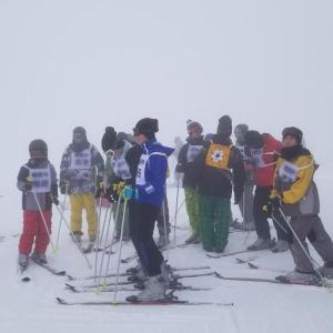 桶川西中学校スキー教室3日目 本当にありがとうございました!!
