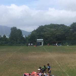 桃山学院大学ラグビー部の菅平合宿終了🏈