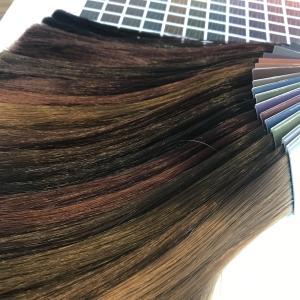 似合う髪色診断を体験!