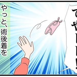 21.術後のお腹の傷はこんな感じ【愛犬の避妊手術編】
