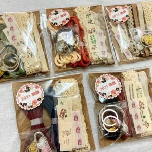 ハンドメイド資材福袋*700円→300円!