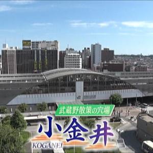 多摩地区情報『出没!アド街ック天国』20200718~小金井市~