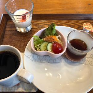 ブレンド珈琲&玉子トーストモーニング   SACRA(大垣市)