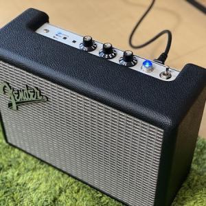 家でそこそこいい音で聴ける!FenderのBluetoothスピーカー(Fender Monterey)