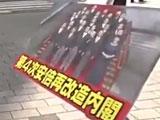 【動画】 「私は河野太郎さん。日本もね軍備をしないといけんと思ってる」 街頭インタビューに答えたおばちゃんが話題に