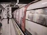 【動画】 イメージ次第で電車の進む向きを変えることができる不思議な動画が話題にww