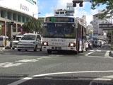 「うるさい、早く降りろ」 バスに不慣れな母子に運転手がとんでもない暴言 = 那覇バス