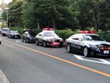 【画像】 千里北公園で謎の死体を発見 「血だらけで殺人事件の可能性」 パトカー集結、一帯封鎖で騒然