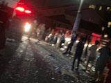 【画像】 西東京市で爆発事件 「すごい音した」「家が揺れて爆発音」 大量のガラス片、緊急車両集結で騒然