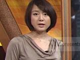 【動画】 大島由香里のショーパン姿に視聴者歓喜 「一瞬 見えた」「これテレビで流していいの?」