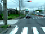 【画像】 交差点で物凄い違和感を感じるんだが・・ 「違和感じゃなくて危機感ww」