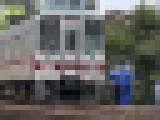 【画像】 東武東上線・下赤塚駅で人身事故 「運転席を直撃」「前面ガラス破損」「片方だけ靴が転がって」「轢かれた人見ちゃった・・」 緊急車両集結で騒然