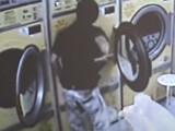 【動画】 豊島区のコインランドリーで男が発狂、ガラス割るなど大暴れ とび職の小野寺康洋容疑者(37)を逮捕