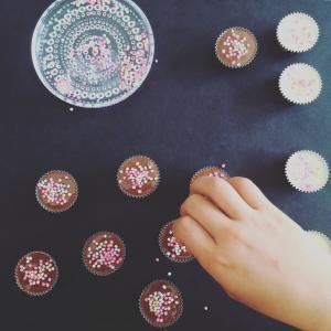 短時間でできる手作りチョコ