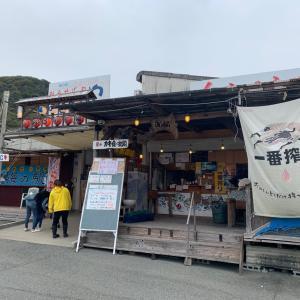牡蠣キャンプ(o^^o)赤穂海浜公園キャンプ場