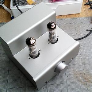 エレキット製真空管アンプ・キット「TU-8100」にUSB-DACモジュール [ PS-3249r ]を組み込む ④