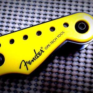 Eギター用のマルチツール