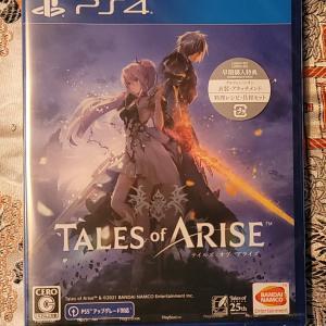 結局PS4版『テイルズ・オブ・アライズ』を購入