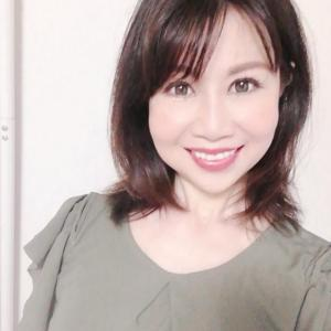 似合う髪型・ヘアスタイルで小顔&若返りました(^o^)