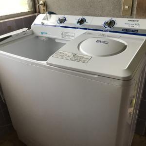全手動2層式洗濯機、日立青空PS-120Aを購入