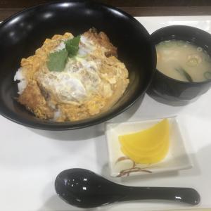 明石SA・かつ丼