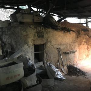 相生羅漢の里の炭焼き窯