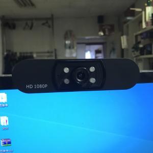 WEBカメラ、ユージッパーのHDC-02M