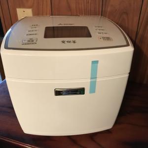 ついに1升炊き炊飯器を購入!三菱 備長炭 炭炊釜 NJ-VEA18