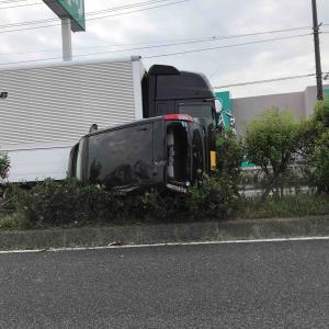9月16日。2号線の事故を見て思う。