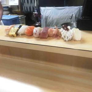 ハマる握り寿司定食「鮨処のぞえ」高砂・宝殿