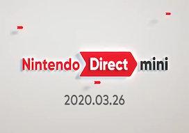 Nintendo Direct mini 2020.3.26