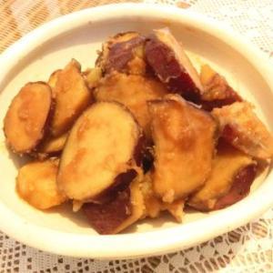 梅雨寒/さつまいもの醤油(バター)煮&ジューシーなとうもろこしの茹で方/減っていく植栽